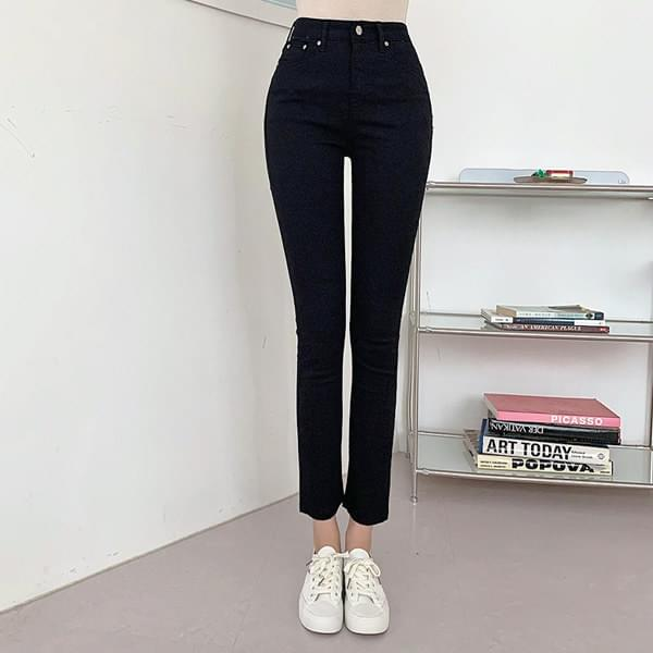 365 Ban Hai Slim Straight Cotton Pants
