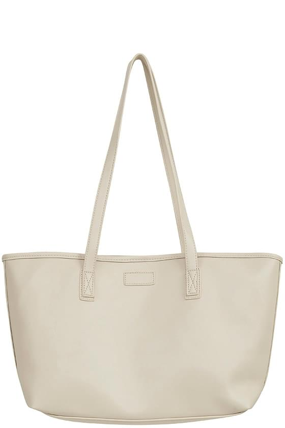 lunch square big tote bag