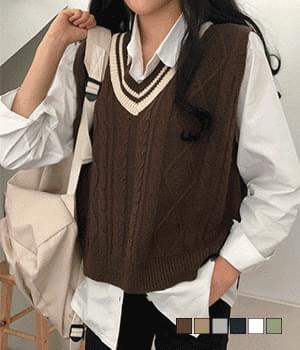 Best Squall Color Fisher Vest