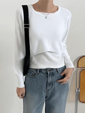Vivienne Crop Knitwear