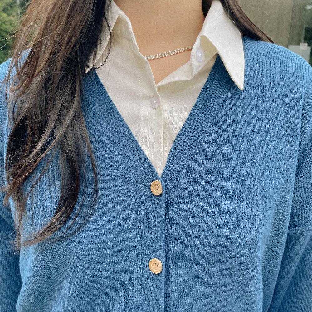 Koody Loose-fit Cotton Shirt