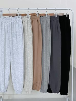 All Day Cotton Jogger Banding Pants