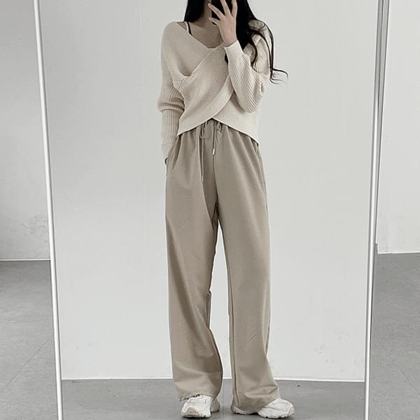 Every Wide Straight Pants