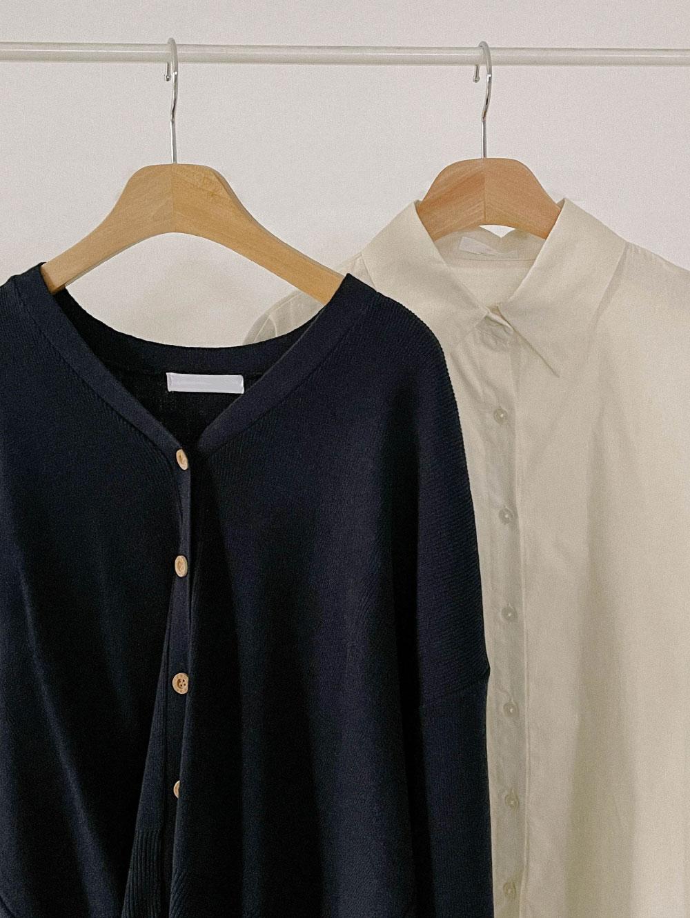Zady V-neck cropped cardigan