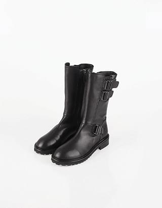 Amuse Belt Half Boots