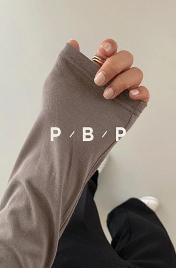 PBP Tsar Spandex Rayon Long Sleeve Tee