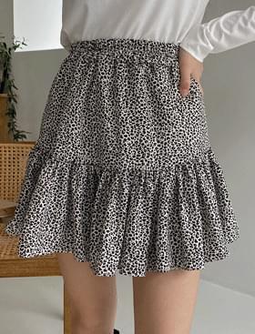 Leopard Mini SK Shorts Lining :D