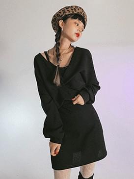 Viewer T-shirt & mini Dress