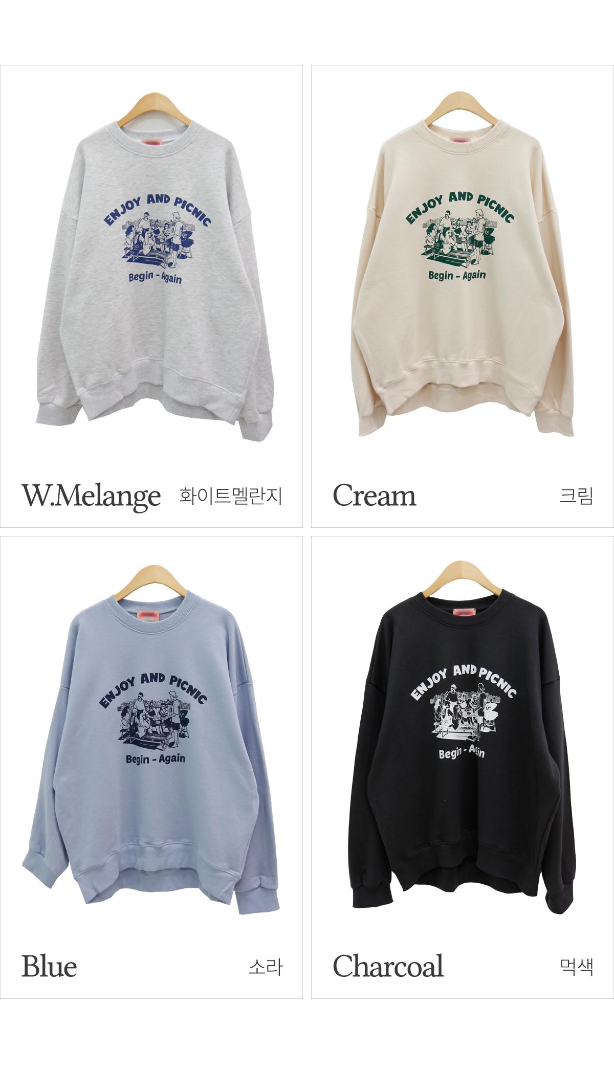 Begin Again Sweatshirt