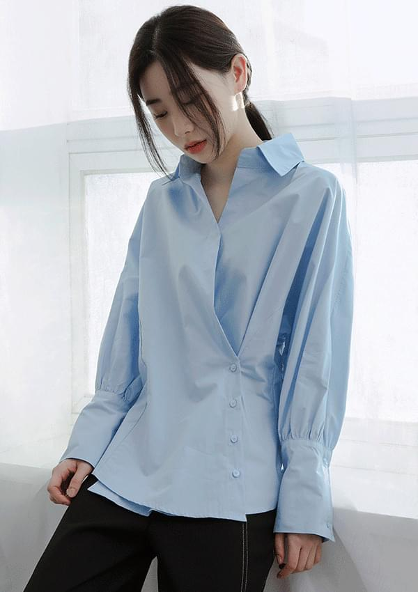 shirring shirt