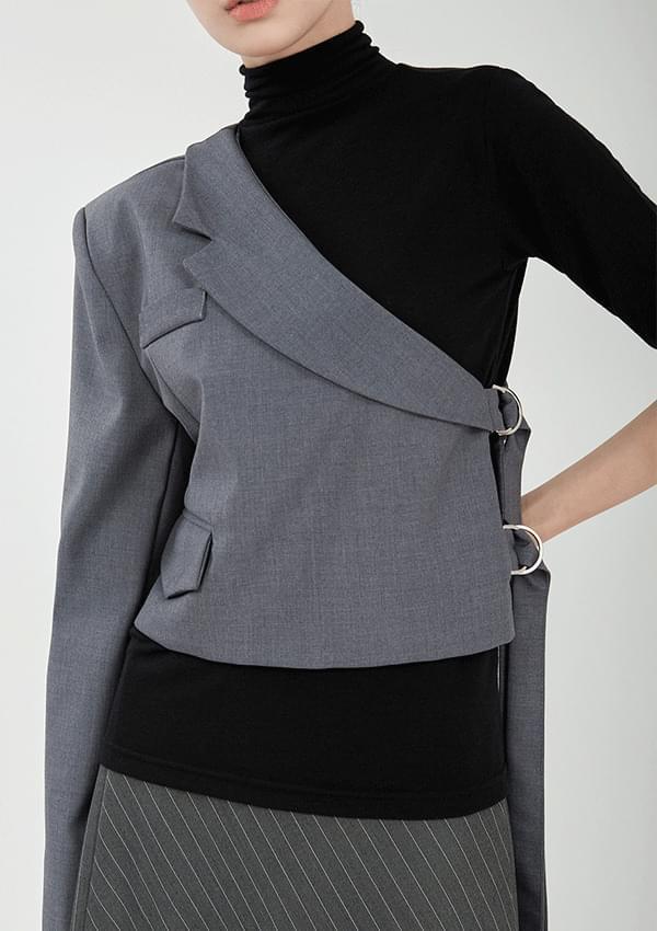 bandi unbalance jacket