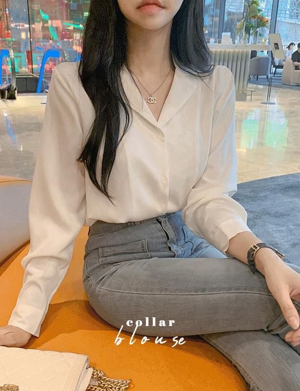deli cara blouse