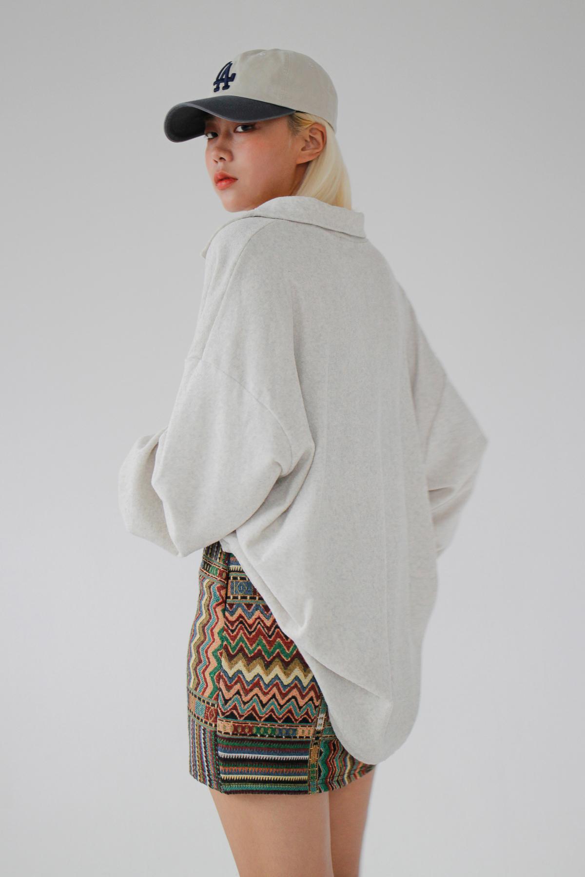 indie mini skirt