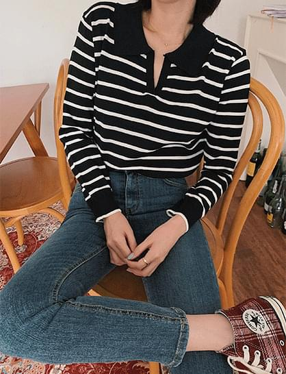 Study Striped Kara Knitwear