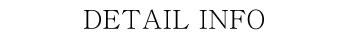 small lettering bonnet (4colors)