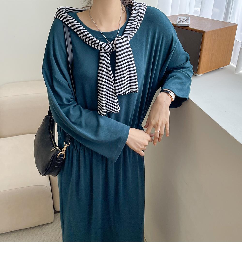 Big Size 55-120 Mingo Training String Long Dress