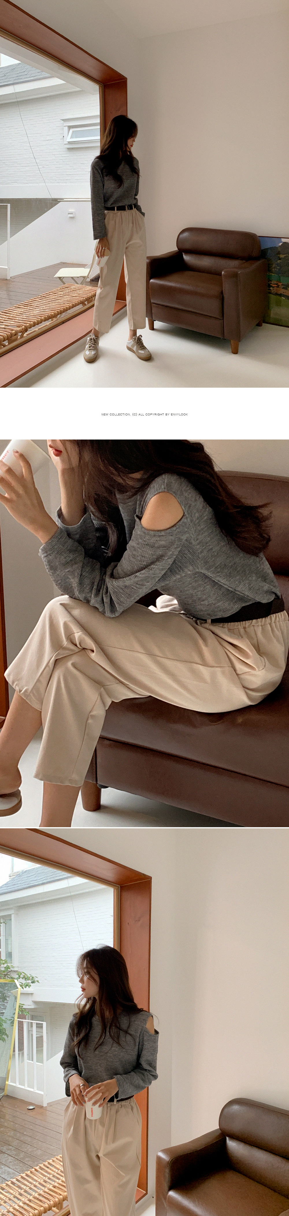 Cotton Belt Pants