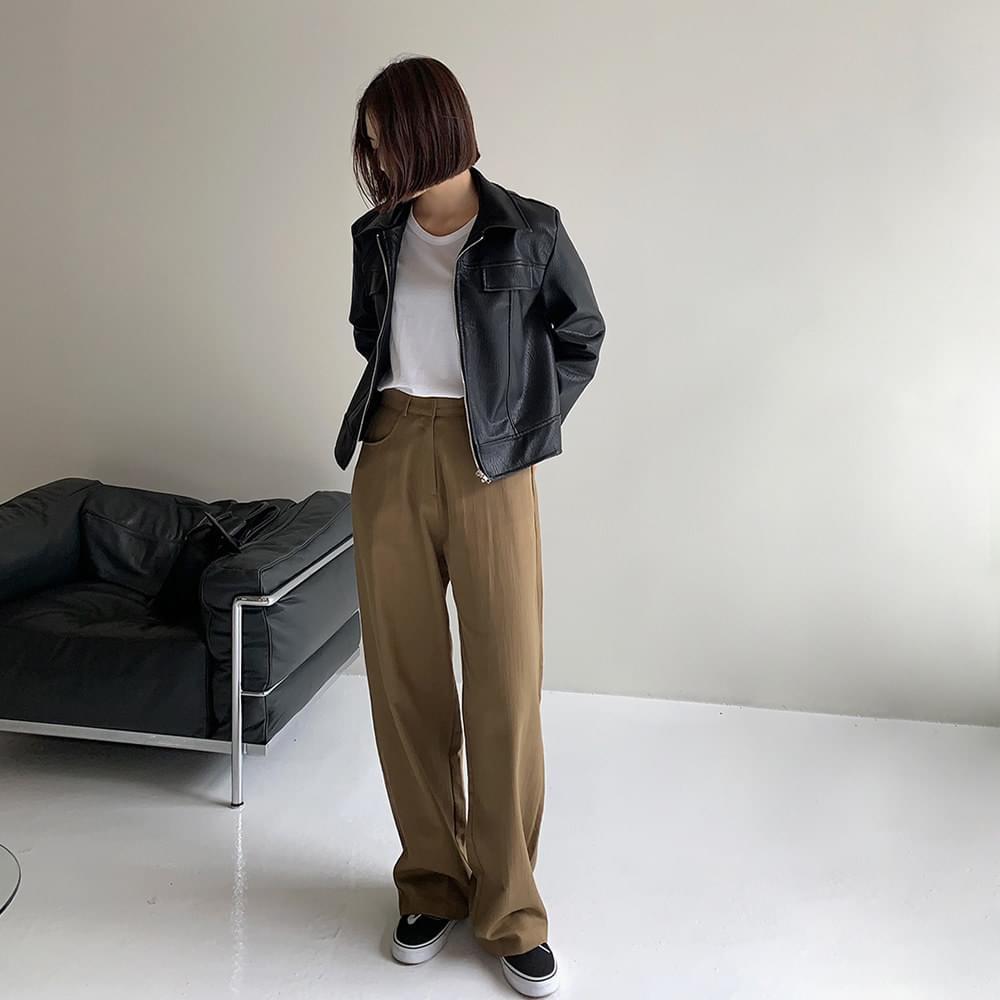 Herb Straight Pants