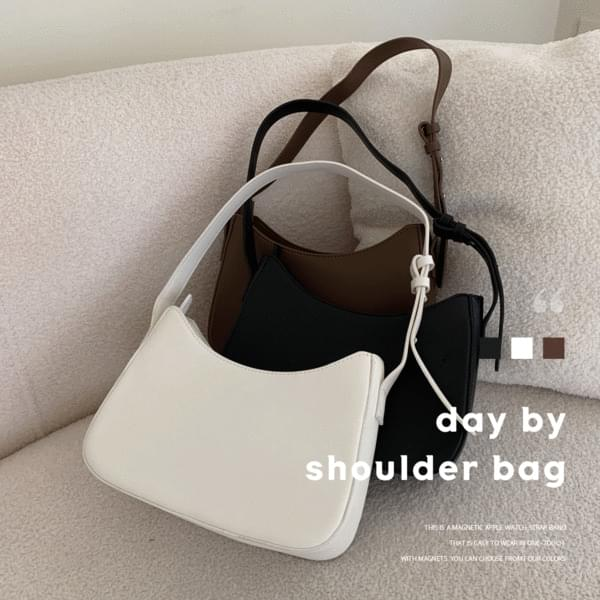 Day by Basic Daily Shoulder Bag 3color