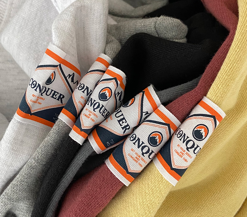 Overfit Juri Balloon Sleeve Patch Sweatshirt 3color