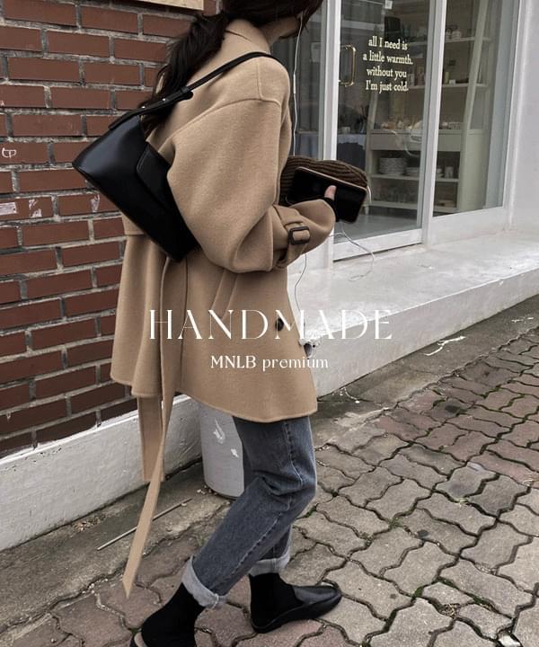 London Handmade Half Wrench Coat *