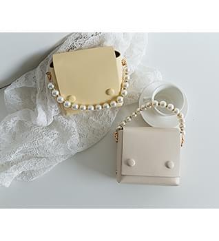 Pearl Strap Mini Bag #86665