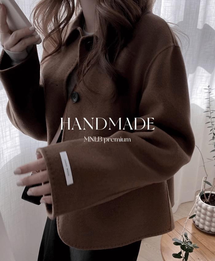 Trevi handmade single short jacket *