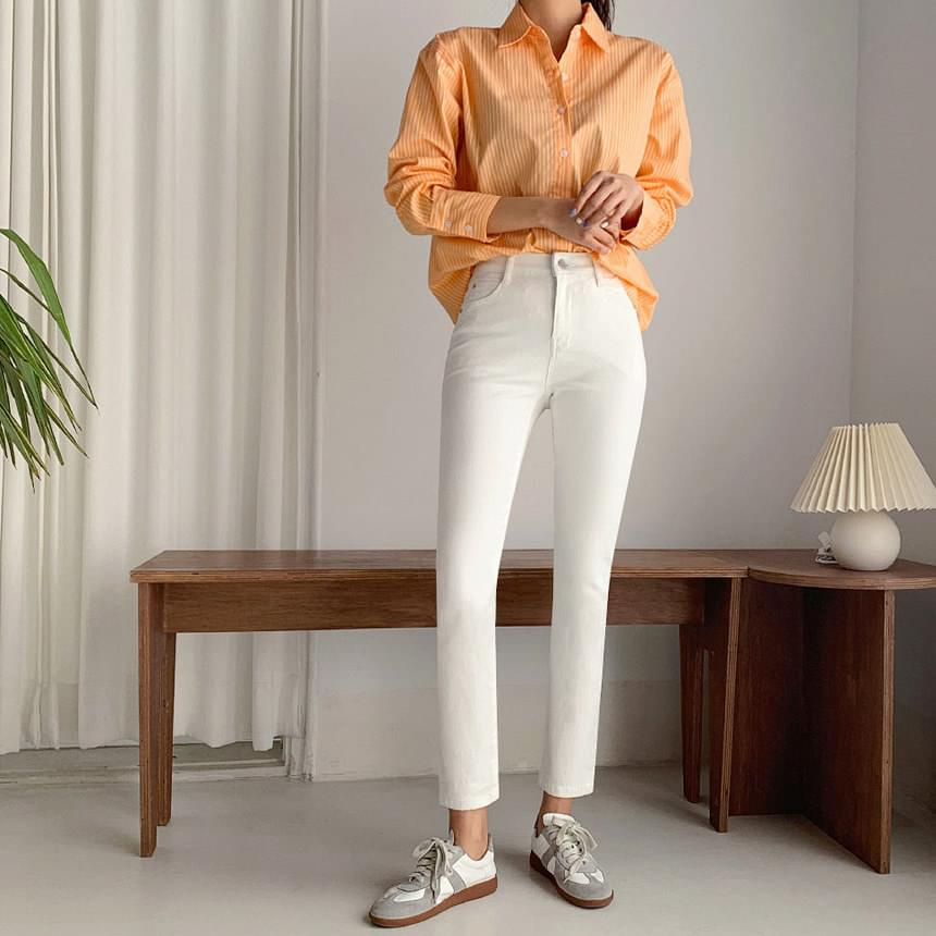 World Comfortable Date Cotton Pants
