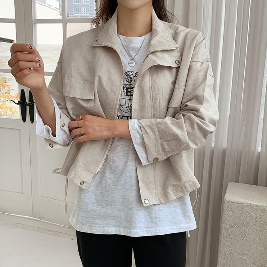 Under Basic Jacket