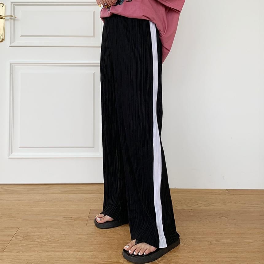 Comfortable Crimp Pants