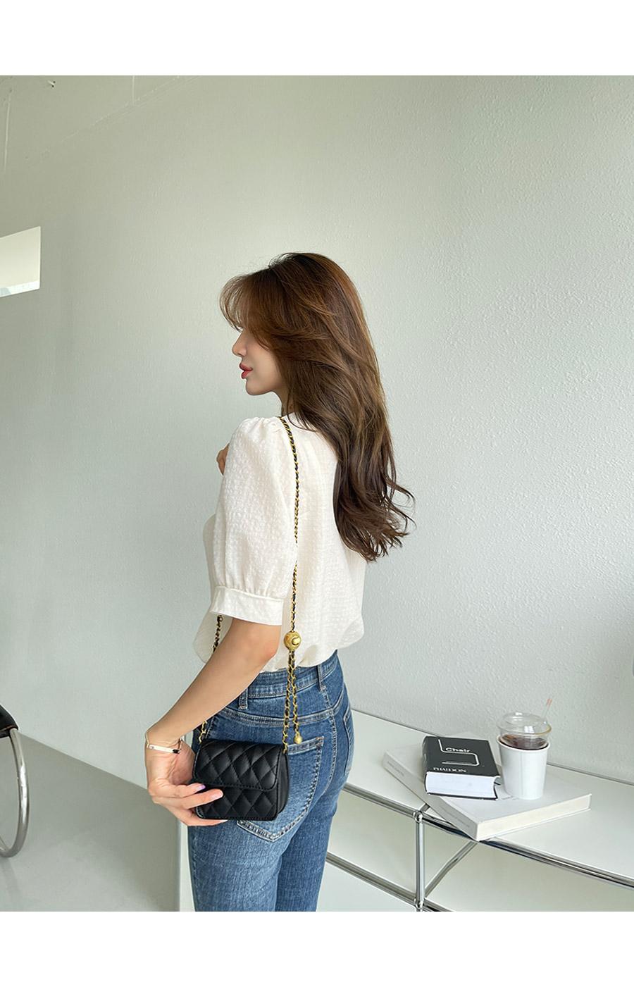 plana twist blouse