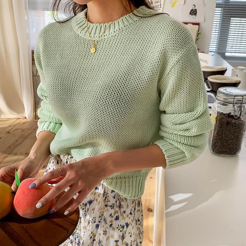 Pastel Spring Knitwear