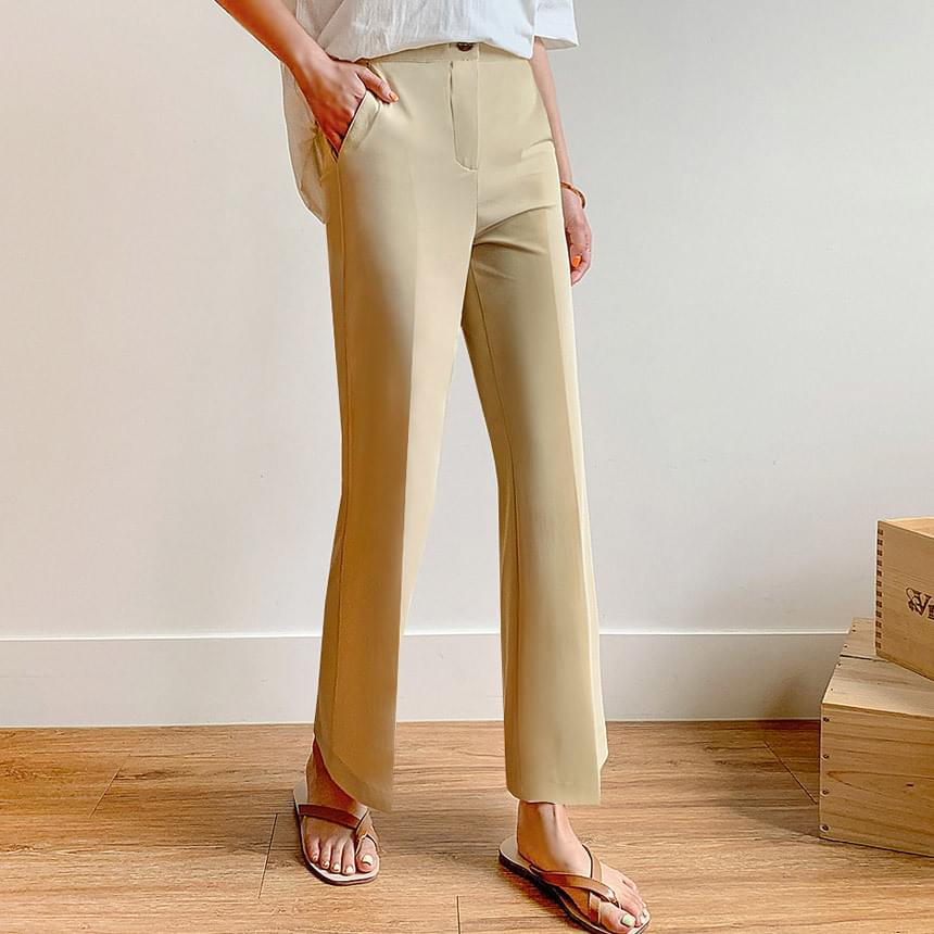 The world's most comfortable basic summer slacks #Summer essentials #About one as basic