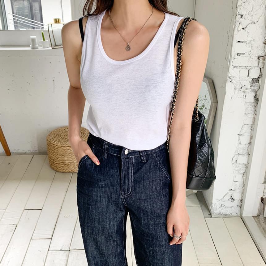 Cool Linen Sleeveless
