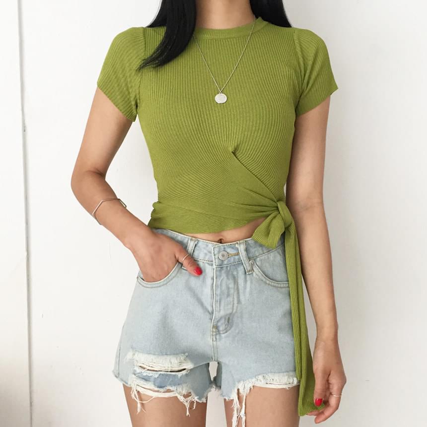 Olive Knitwear