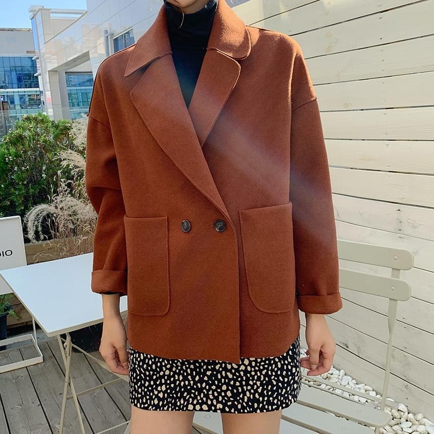 Loco Cream Coat