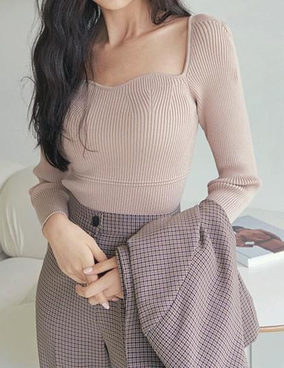 Royle Wave Square Knitwear