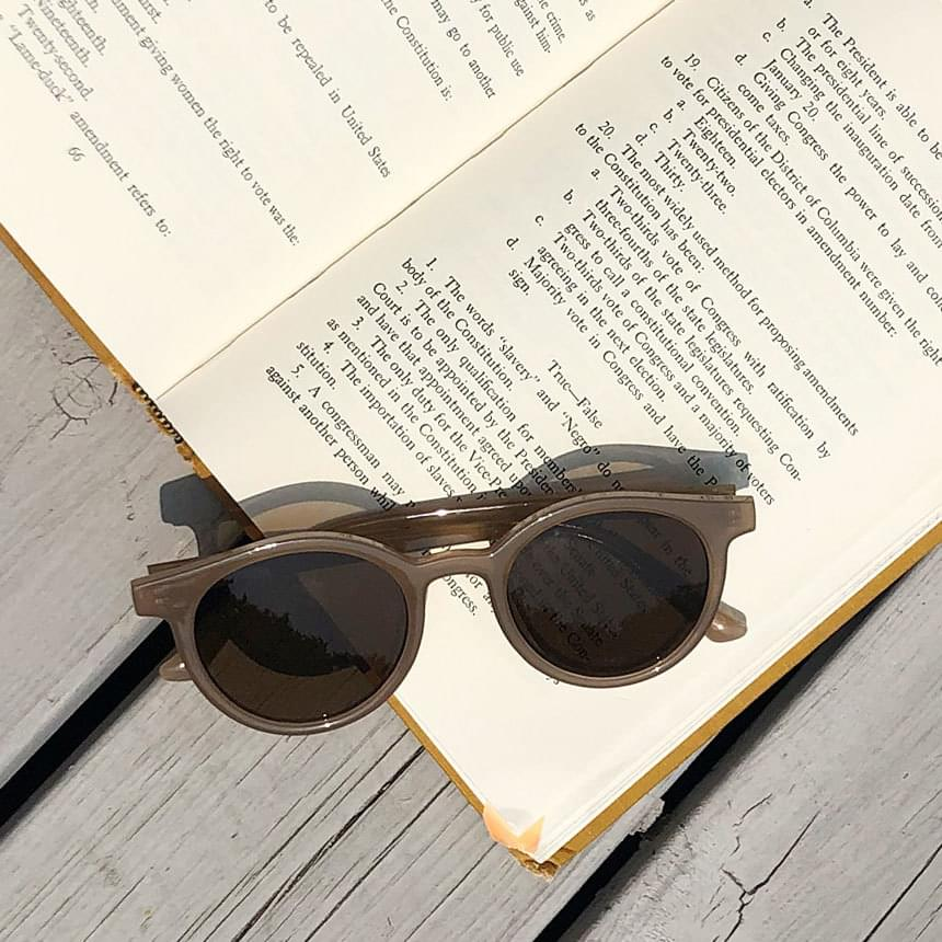 Youth frame sunglasses