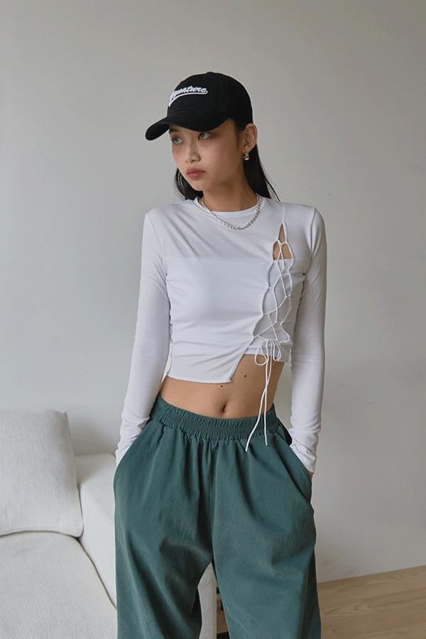 May string long sleeve t-shirt