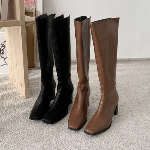 Recommended for short girls LeBella Western Long Boots