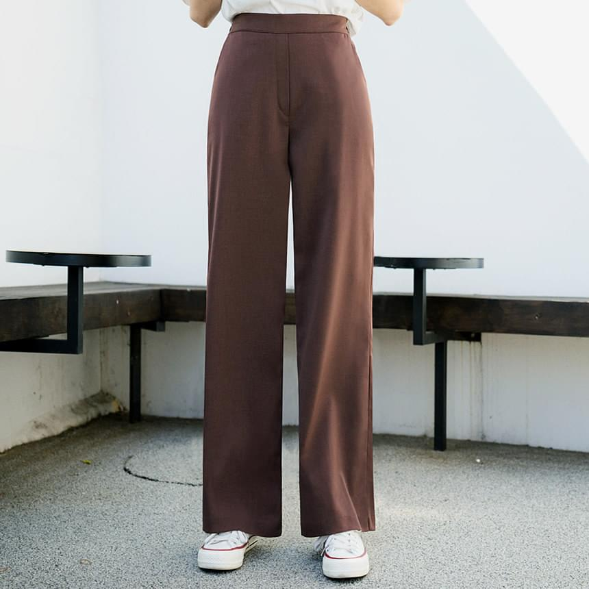 Premium Long Wide Slacks