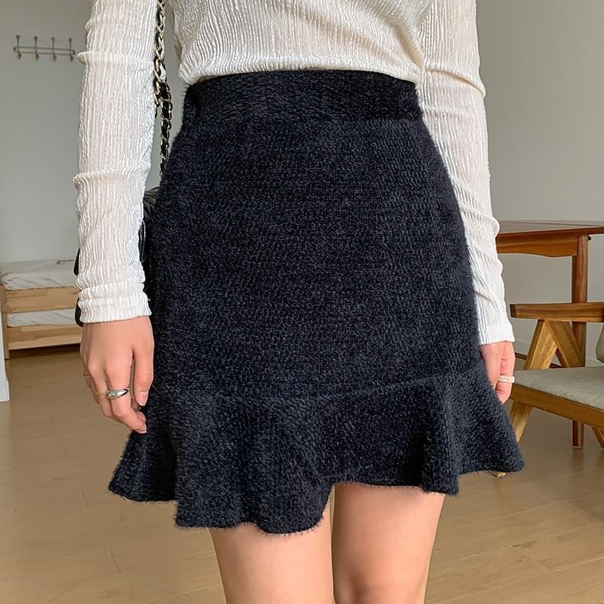 Wool Snow Skirt