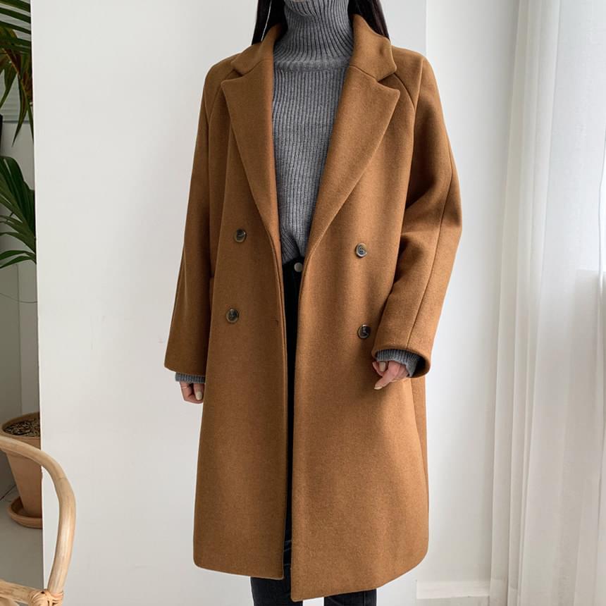 Standard Wool Coat