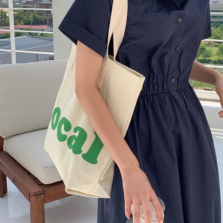 Faded Local Eco Bag