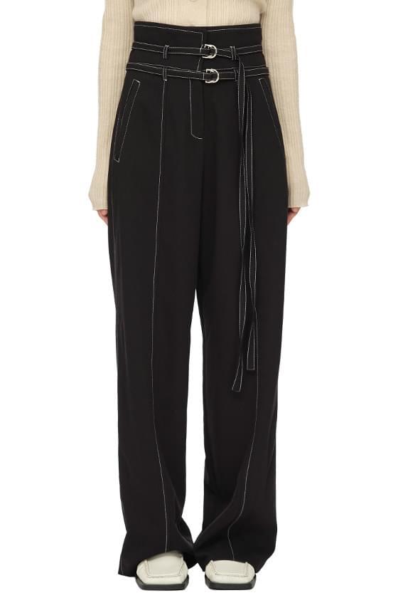 koi autumn d-ring trousers