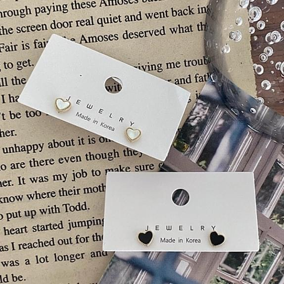 Super Mini Heart Earrings