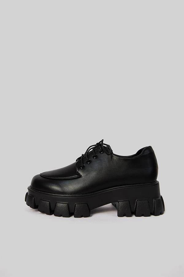 super lace-up loafers