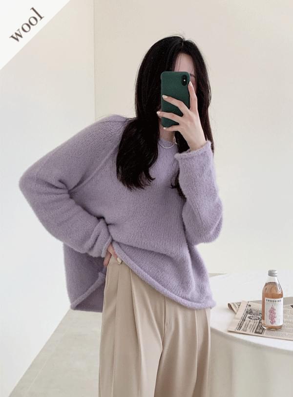 Powder Wool Knitwear