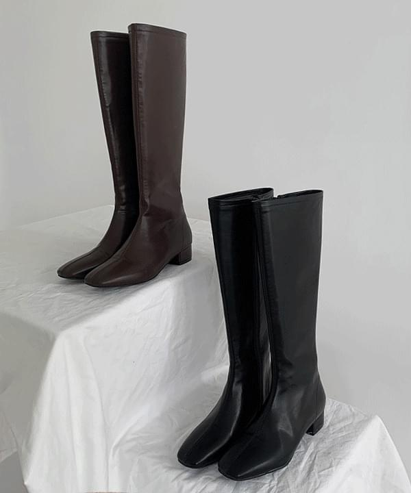Frame Simple Long Boots *