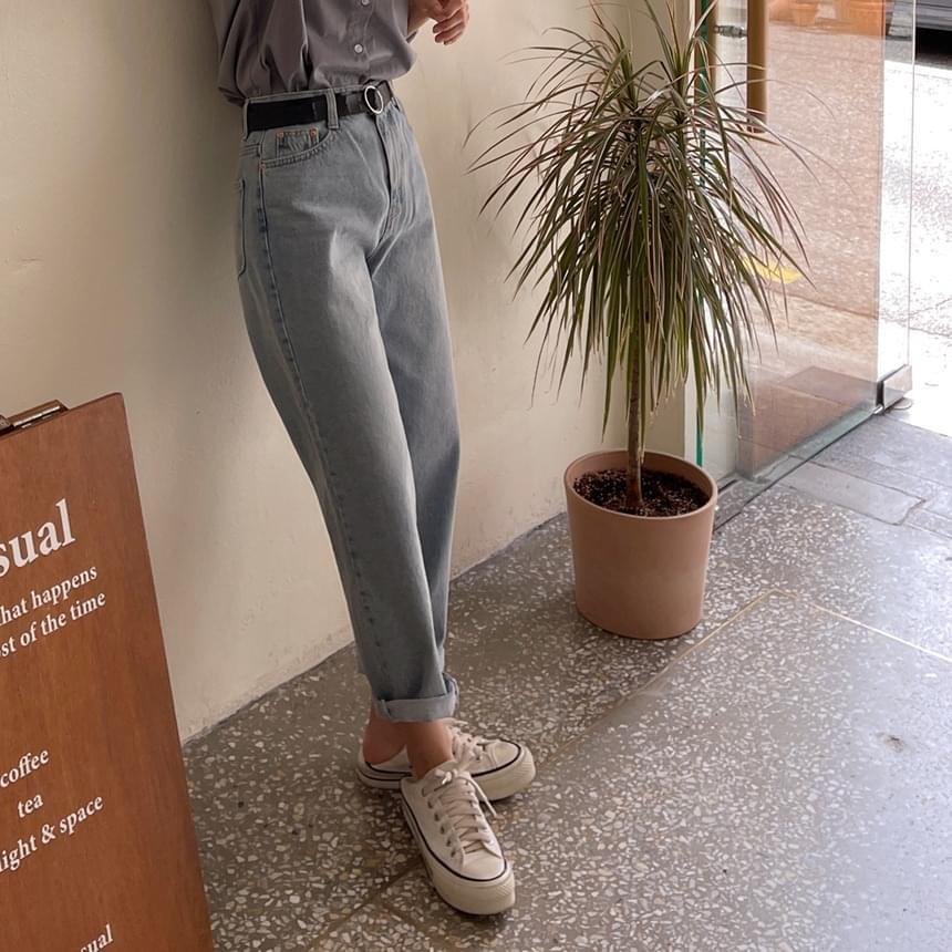 heated denim pants